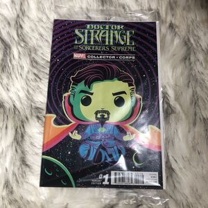 Marvel Doctor Strange Sorcerers Supreme Comic
